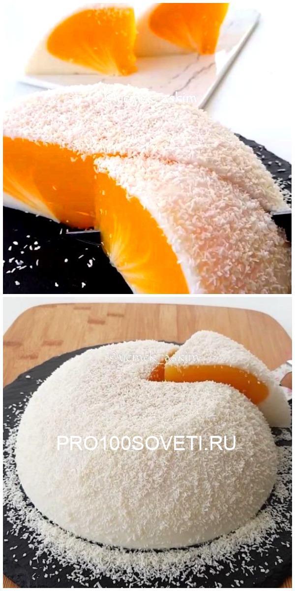 ОБАЛДЕННО ВКУСНЫЙ десерт «Яйцо страуса»