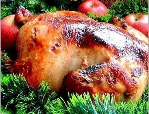 10 Новогодних горячих блюд. Отличная подборка