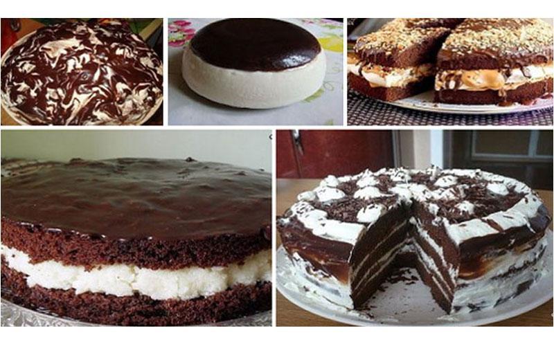 5 самых вкуснейших тортов. Отличная подборка рецептов
