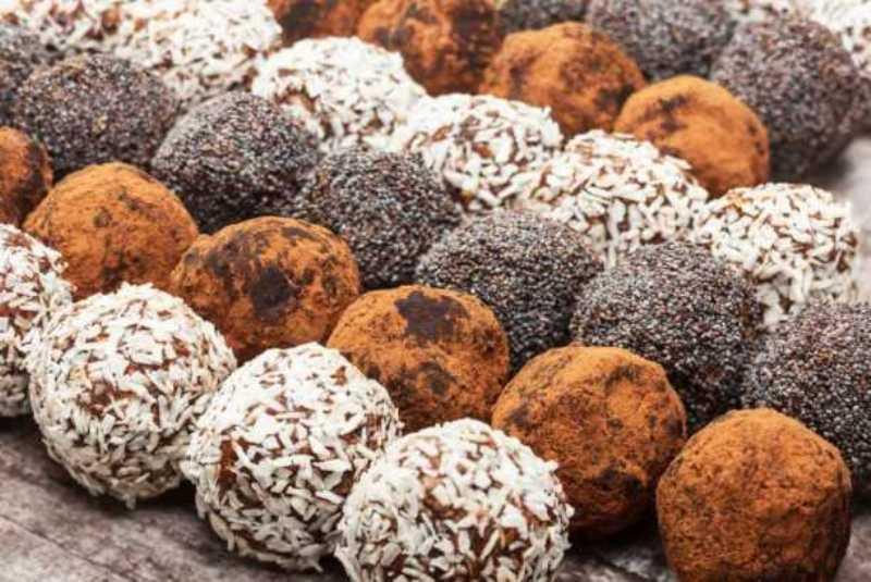 6 рецептов наивкуснейших домашних конфет