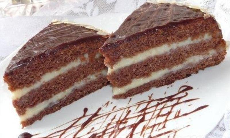 Удивительный пирог на быструю руку
