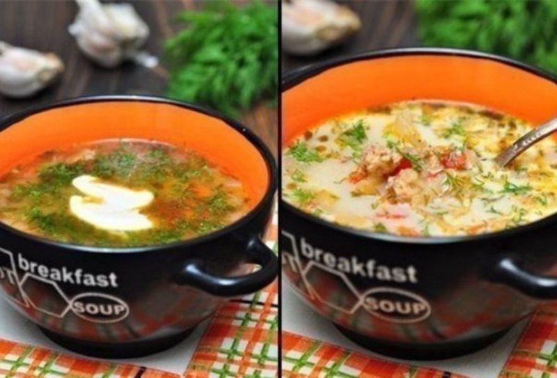 Суп «Чехословацкий». Вкусный и очень сытный