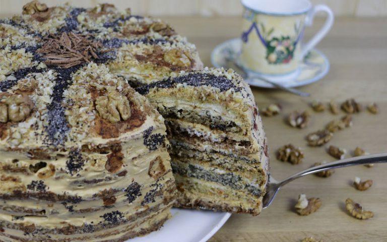 Торт «Дамский каприз». Я его обожаю