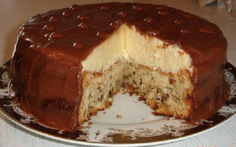 Тортик «Эскимо». Это просто сказка
