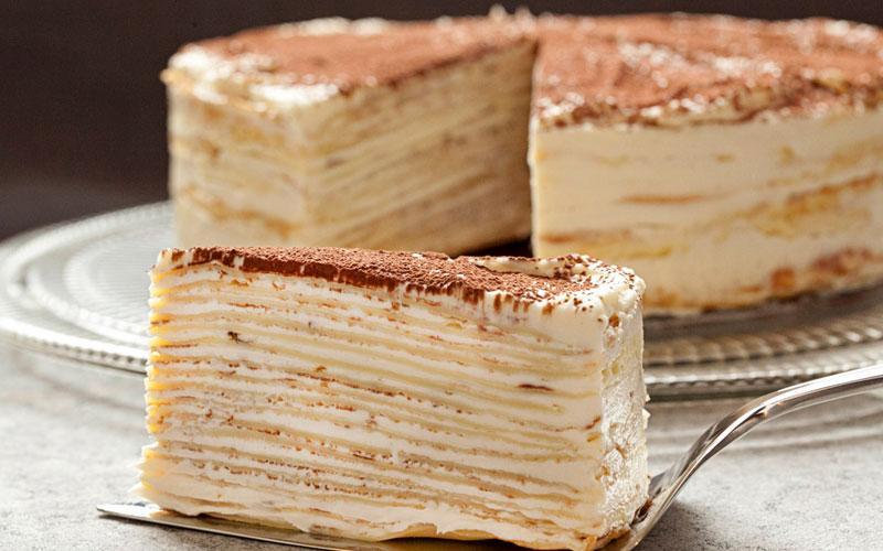 Торт «Крепвиль», самый вкусный в мире