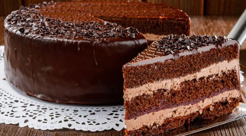 Торт «Прага». Очень просто и вкусно