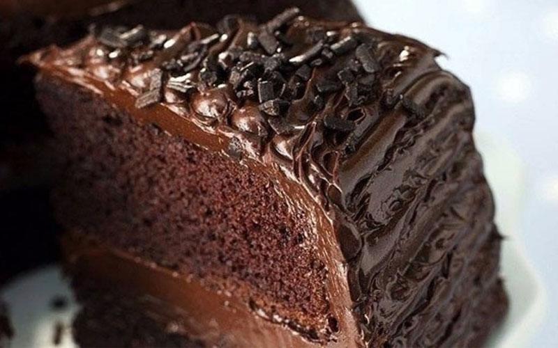 Торт «Шифоновая Прага». Самый вкусный шоколадный торт