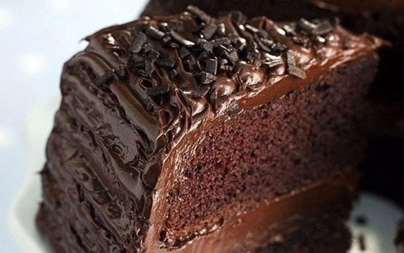 Торт «Шифоновая Прага». Очень вкусный шоколадный торт