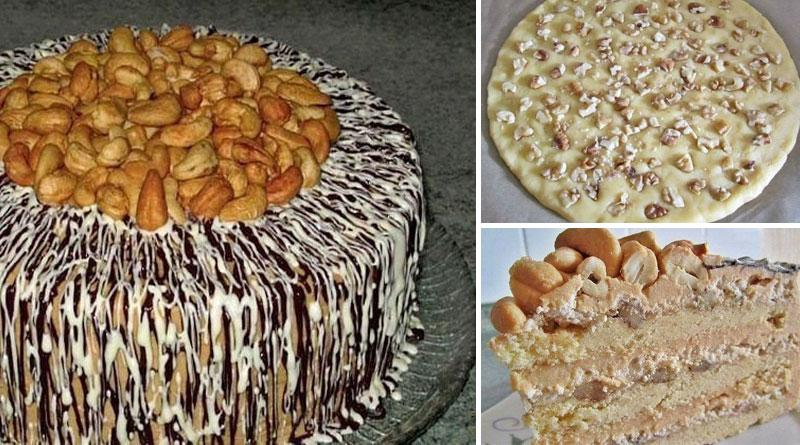 Шикарный торт «Прекрасная Маркиза». Удивительно воздушный и нежный