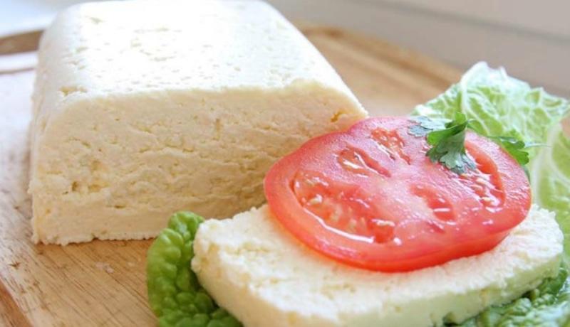 Домашний вкусный сыр. Готовить очень просто