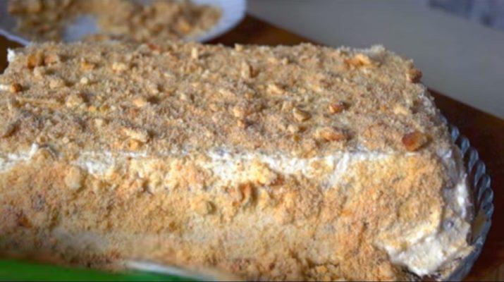 Нереально вкусный торт без выпечки. Супер простой рецепт