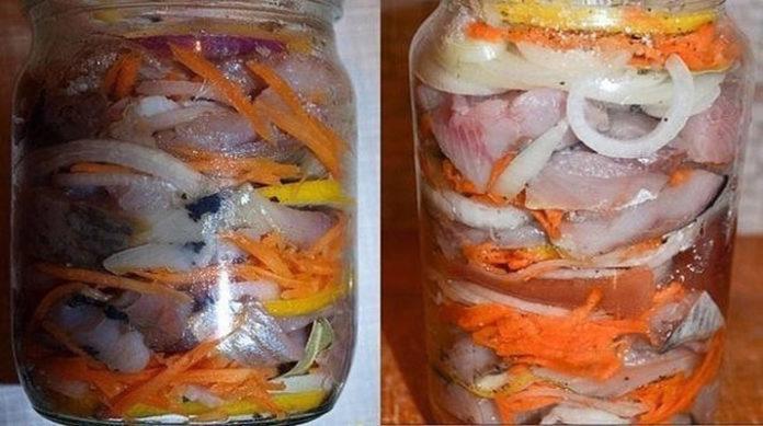 Рецепт безумно вкусной селедки по-голландски