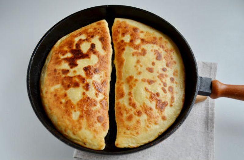 Самые вкусные и простые в приготовлении хачапури «Проще не бывает»