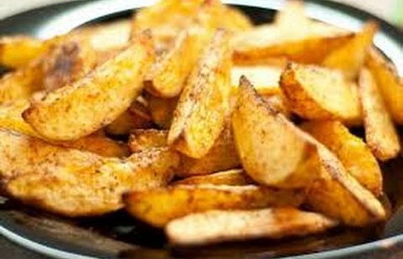 Такой вкусной картошка бывает редко. Просто восхитительно