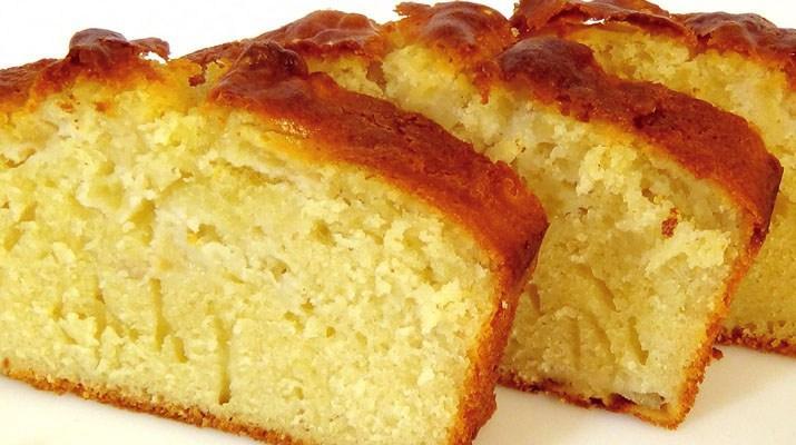 Простой кекс. Вкусный, пышный и нежный