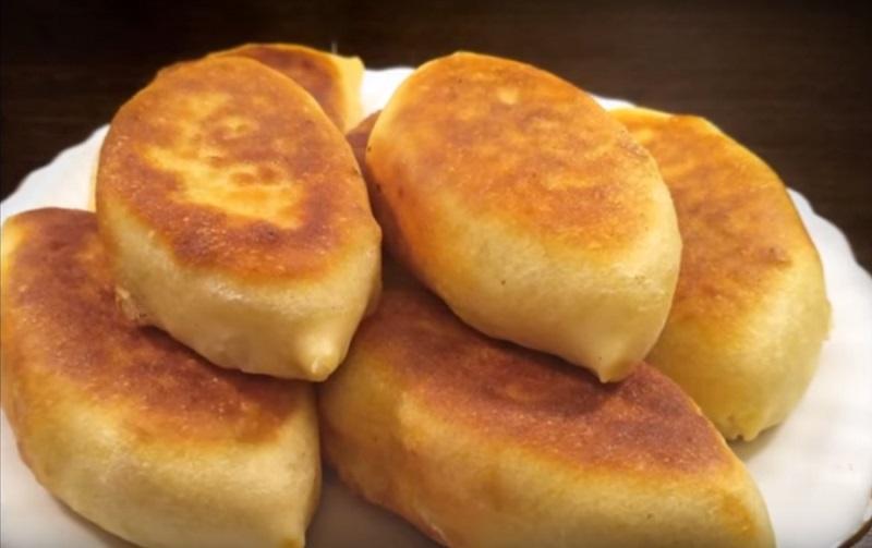 Вкуснейшие пирожки на кефире с оригинальной начинкой