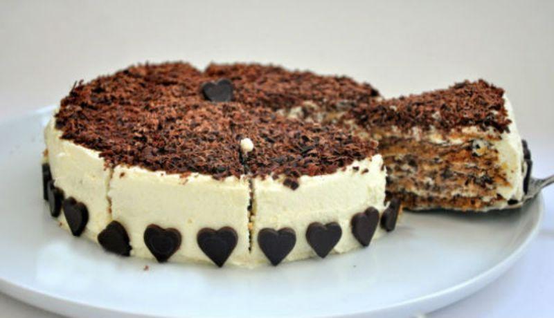 Итальянский ореховый торт. Бесподобно вкусный