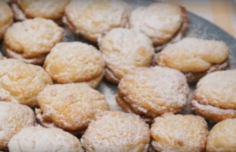 Домашнее печенье. Быстро и вкусно