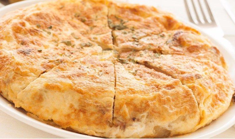 Пирог с мясом на сковороде. Простой и очень вкусный