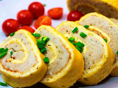 5 великолепных мясных рулетов для праздничного стола