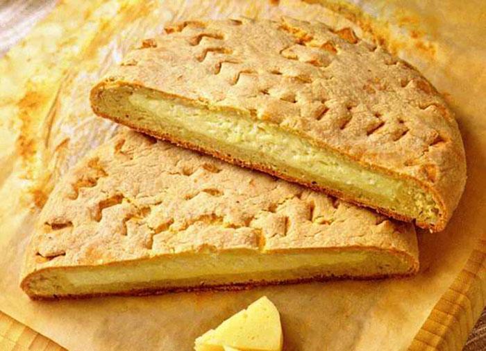 Пирог с сыром, который можно печь хоть каждый день