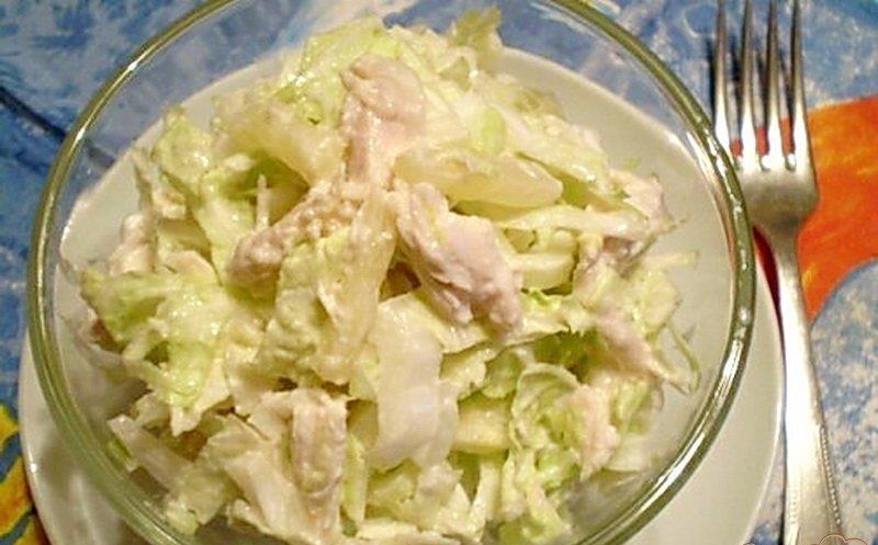 5 вкусных диет-салатов для похудения