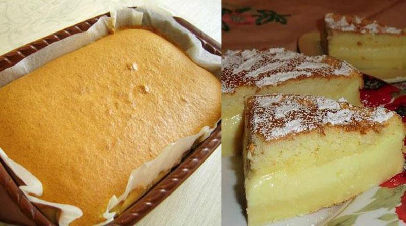 Самое умное и самое вкусное пирожное