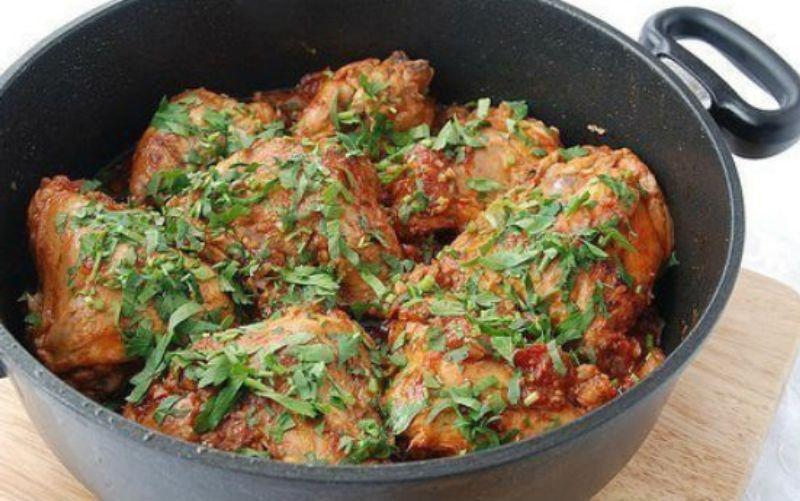 Чахохбили: вкуснейшее блюдо грузинской кухни