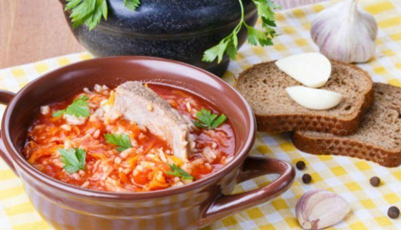 Грузинский суп «Харчо». Для тех, кто любит остренькое