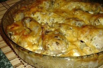 Картошка с куриными ножками в духовке — ВКУСНО И ПРАЗДНИЧНО!