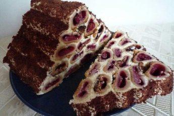 Рецепт оригинального торта «Монастырская изба». Самый лучший рецепт!